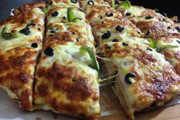 پیتزا پپرونی 32cm (پیتزا پپرونی خانواده)
