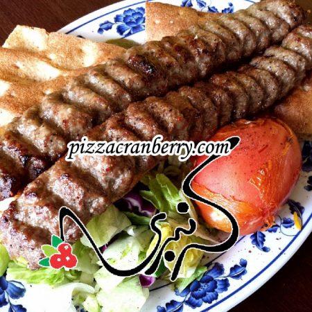 کباب کوبیده ایرانی کرنبری
